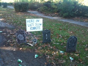 Slow Runner Graveyard