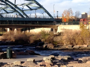 Cherry Creek Trail in Denver