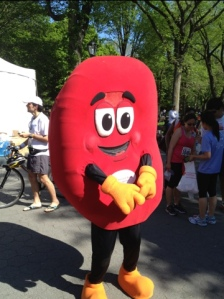 I want my kidney to be this happy again. Maybe minus the hands. That can't feel too good inside your body.