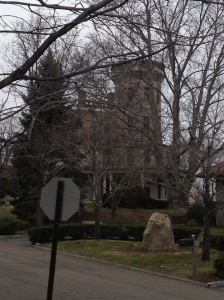 Ward's Castle (c) Stacey Cooper